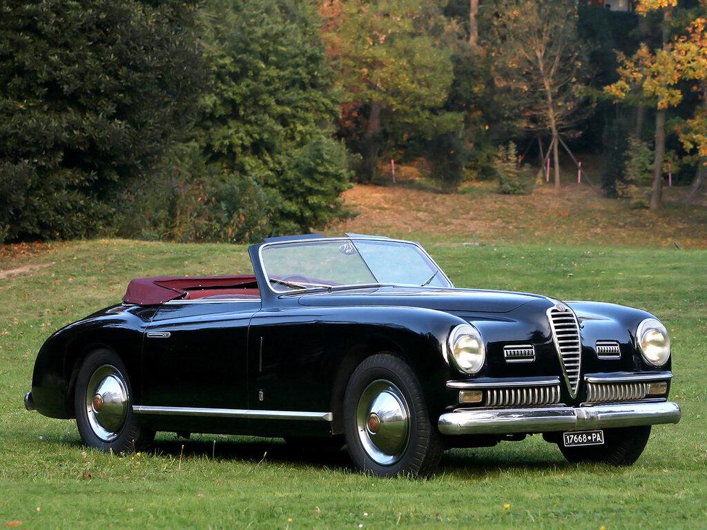 Alfa-Romeo-6C-2500-SS-Cabriolet-1947 - 1951