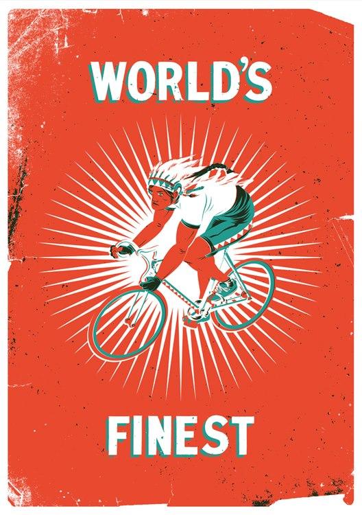 Мэт Тейлор / Matthew James Taylor - иллюстрации в стиле американских комиксов