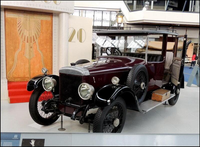Autoworld 8039 Daimler TS 6-30 1922
