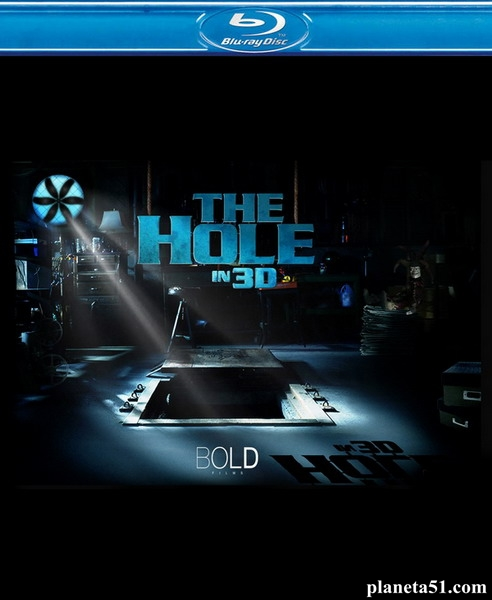 Врата / The Hole (2009/HDRip)
