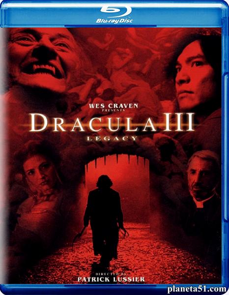 Дракула 3: Наследие / Dracula III: Legacy (2005/HDRip)