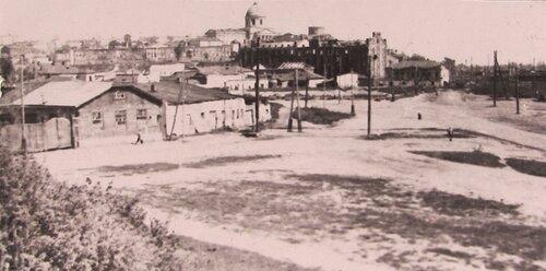 Вид на Барнышевскую площадь
