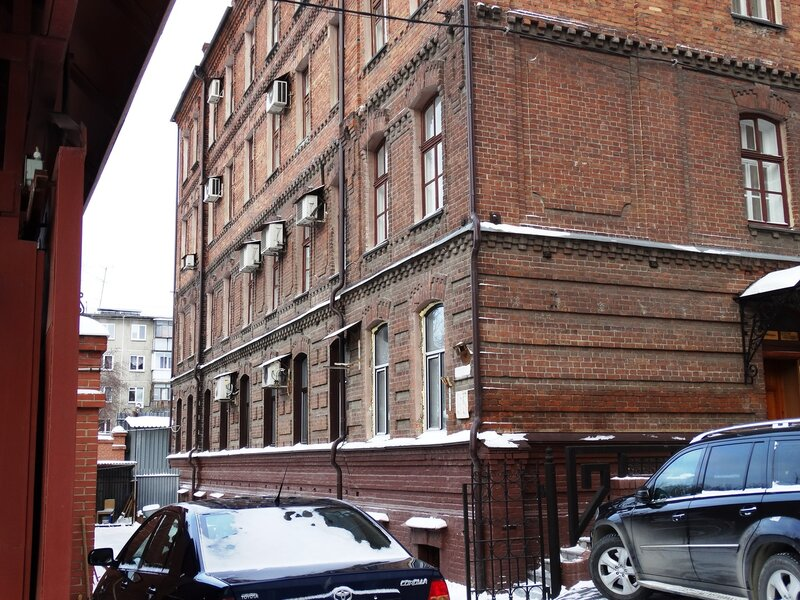 улица Могильникова