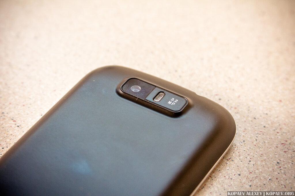 Обзор смартфона MegaFon Login 2 Обзоры
