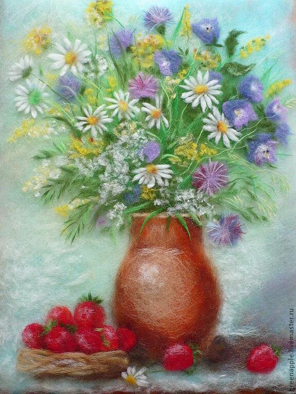 Цветочно- ягодное