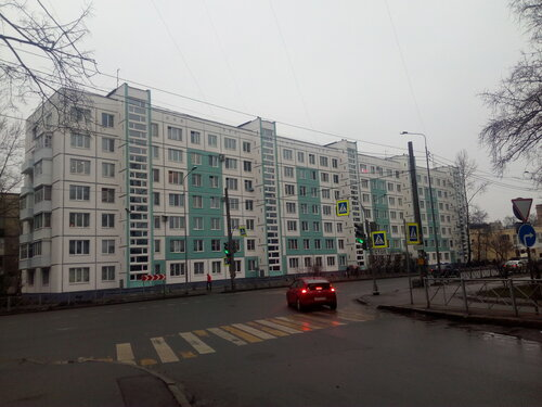 ул. Бабушкина 101к1