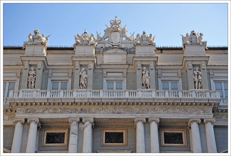 Италия. Генуя