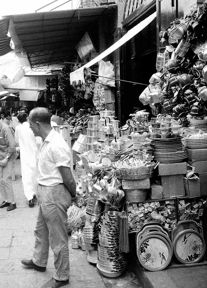 Ливан, Бейрут. Рынок