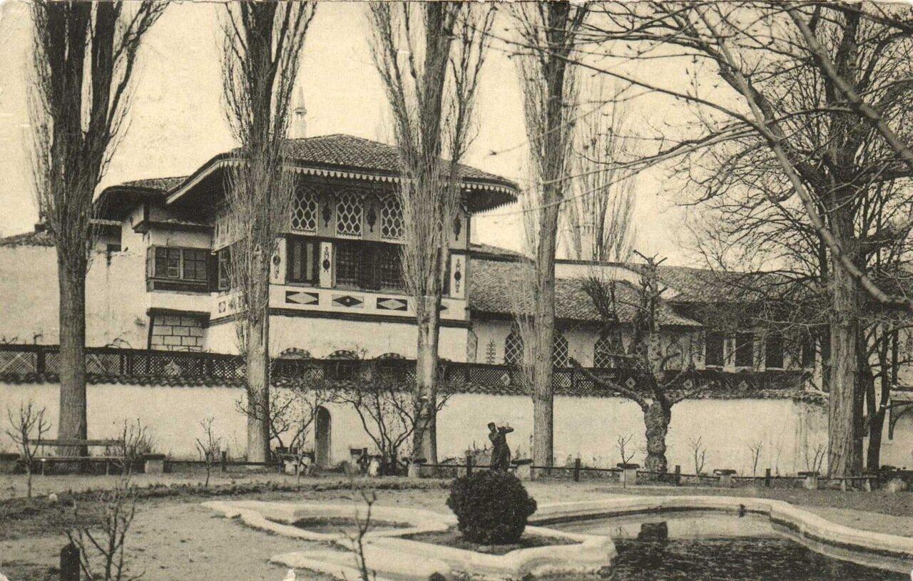 Ханский дворец. Фруктовый зал