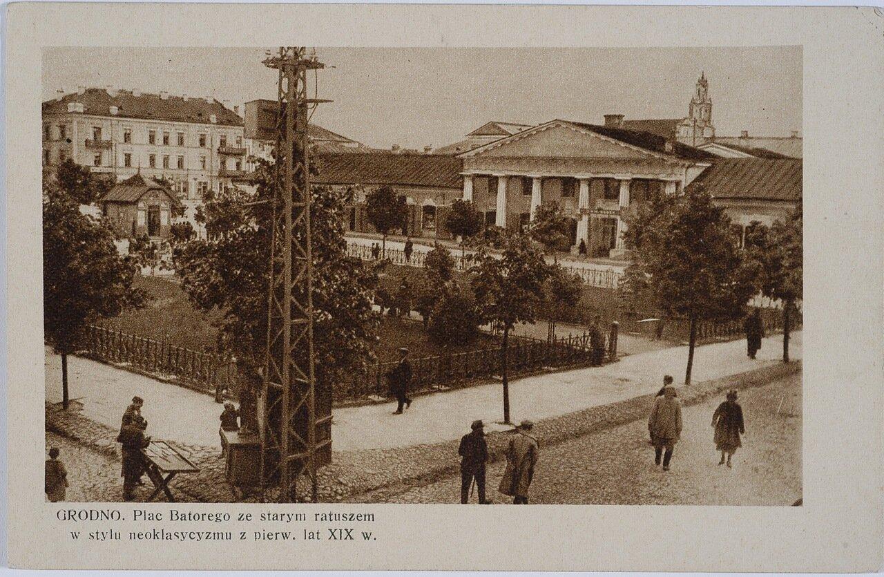 Площадь Батория