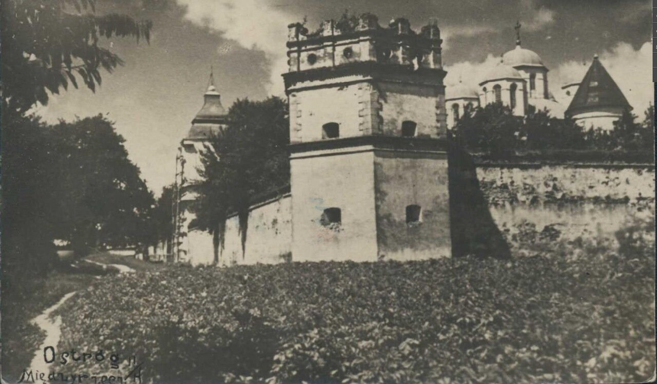 Межерицкий монастырь