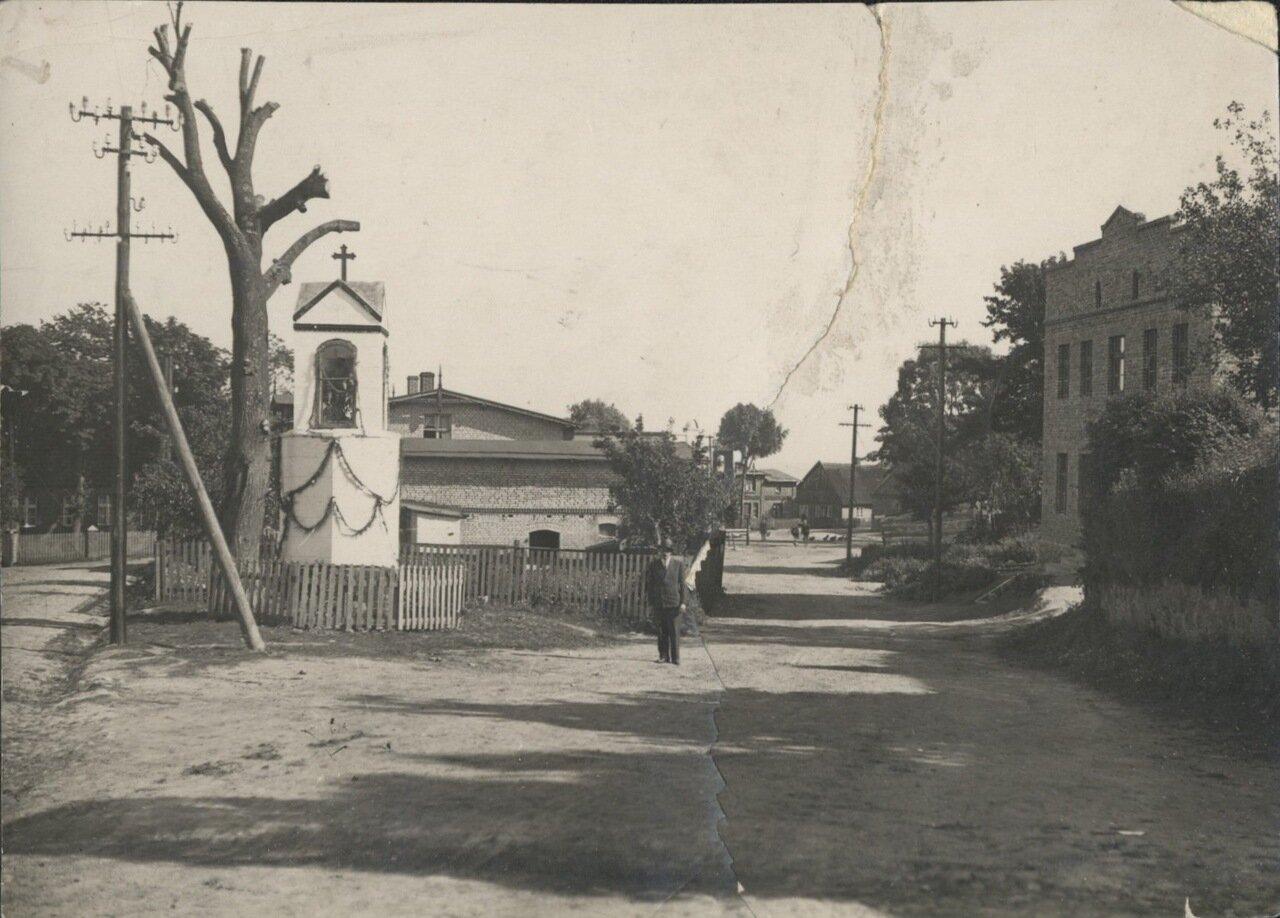 Улица Мицкевича