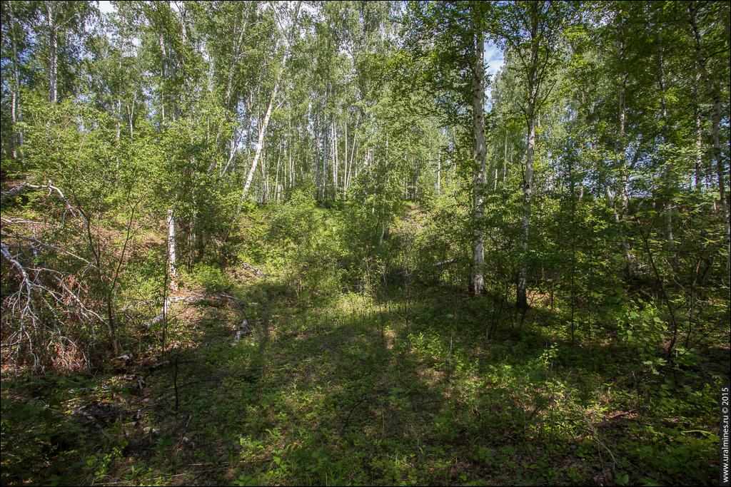 Кызылташский железный рудник