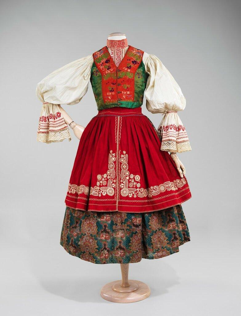 Венгрия национальная одежда