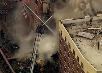 Нью-Йорк: В результате взрыва погибли 6 человек, 69 получили ранения