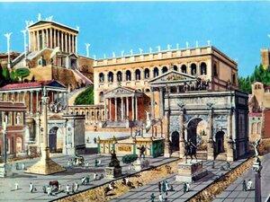 Одна из древнейших столиц Европы — вечный город Рим