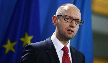 Яценюк: Украина не пойдёт на поводу у России в вопросе о ЗСТ