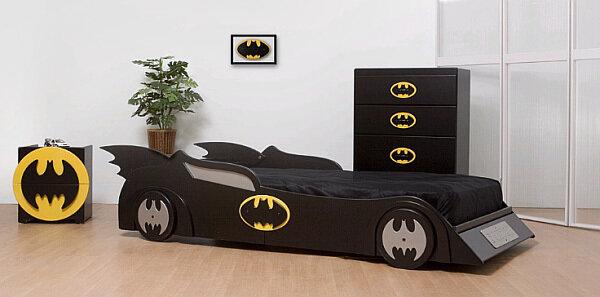 Оформление спальни для детей