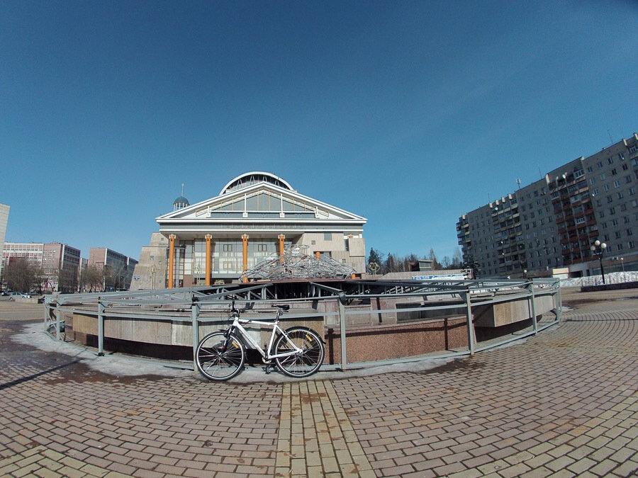велосипедный сезон открыт в Сарове