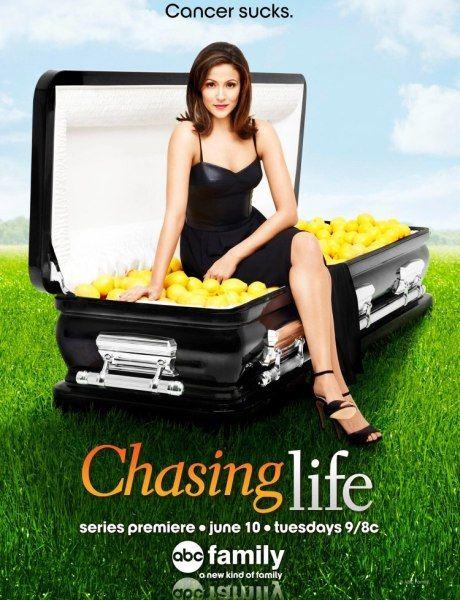 Погоня за жизнью /Chasing Life (1 сезон/2014/WEB-DLRip)