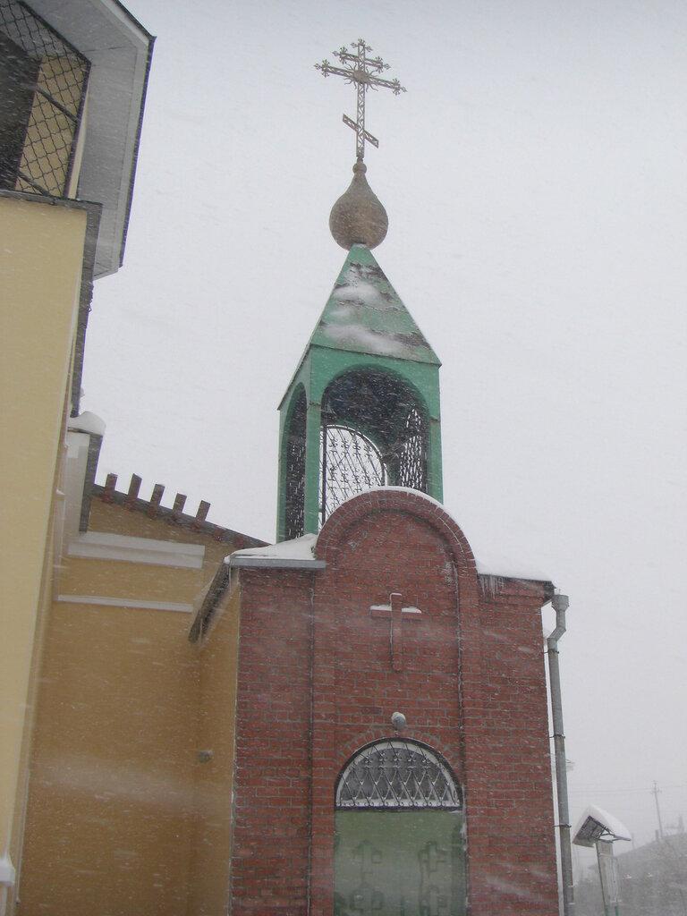Колокольня из кирпича (26.04.2014)