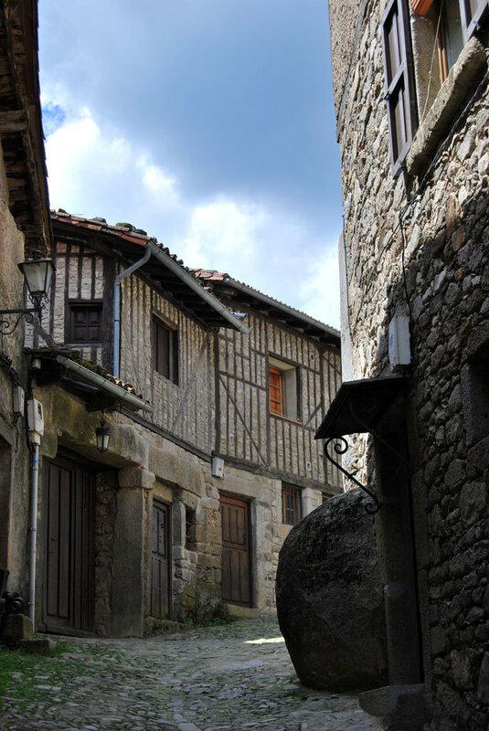 Во французской стороне западной Кастильи