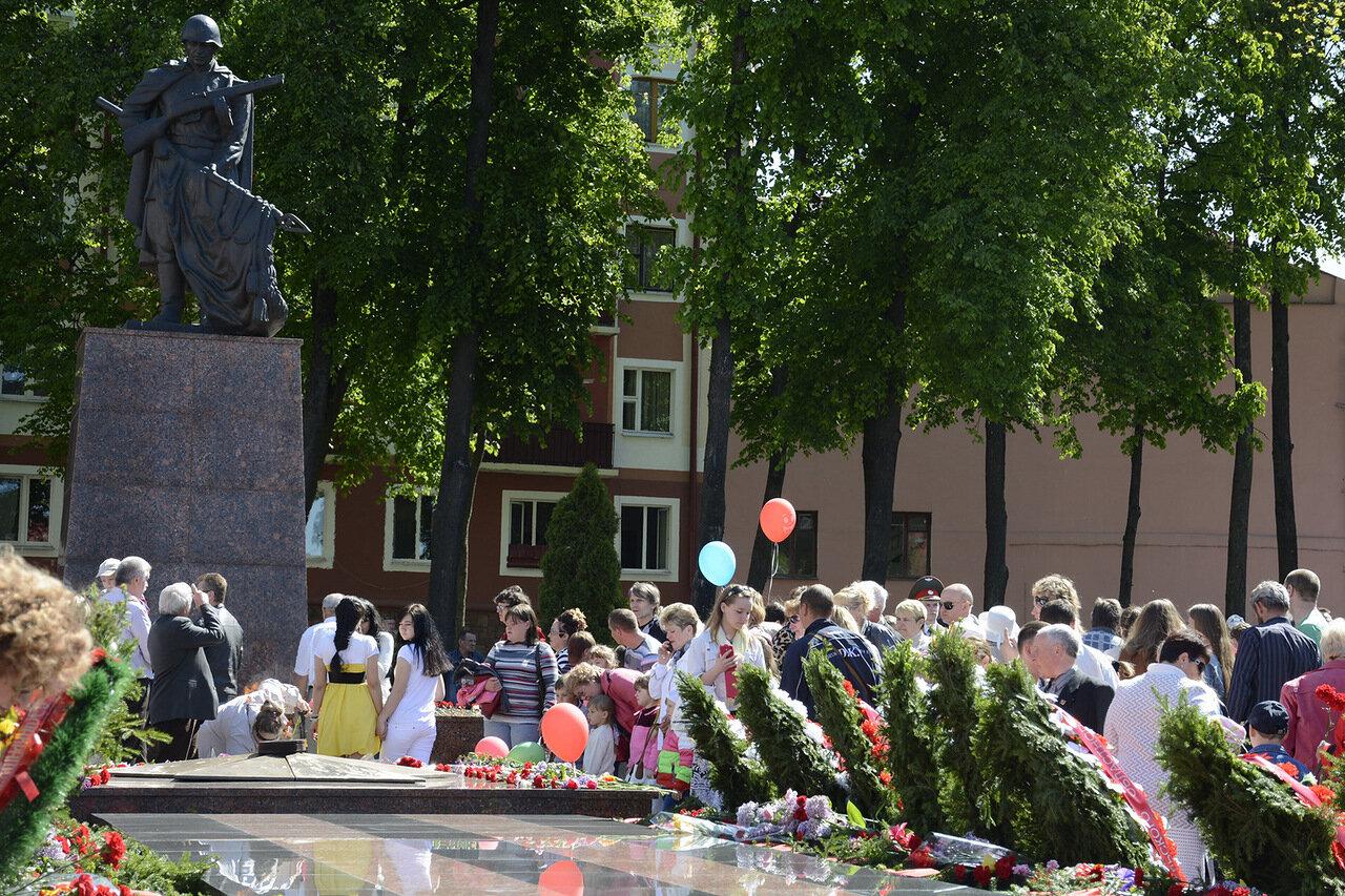 День Победы 2014 в Гомеле