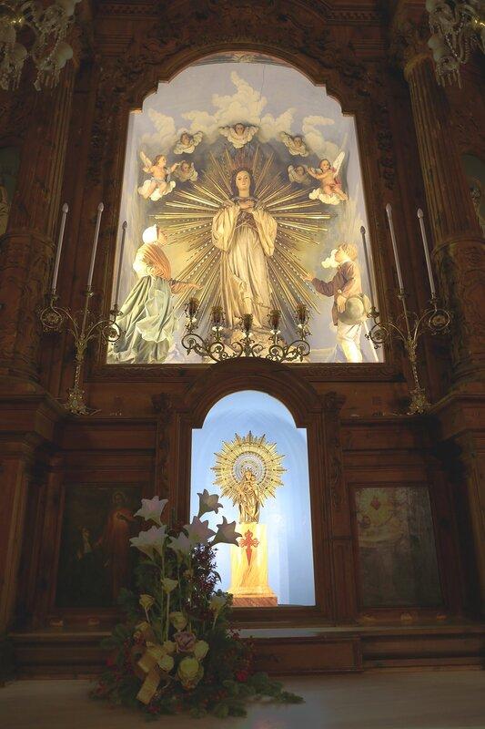 Валенсия. Церковь Фомы и Филиппа Нери (Iglesia de Santo Tomas y San Felipe Neri)
