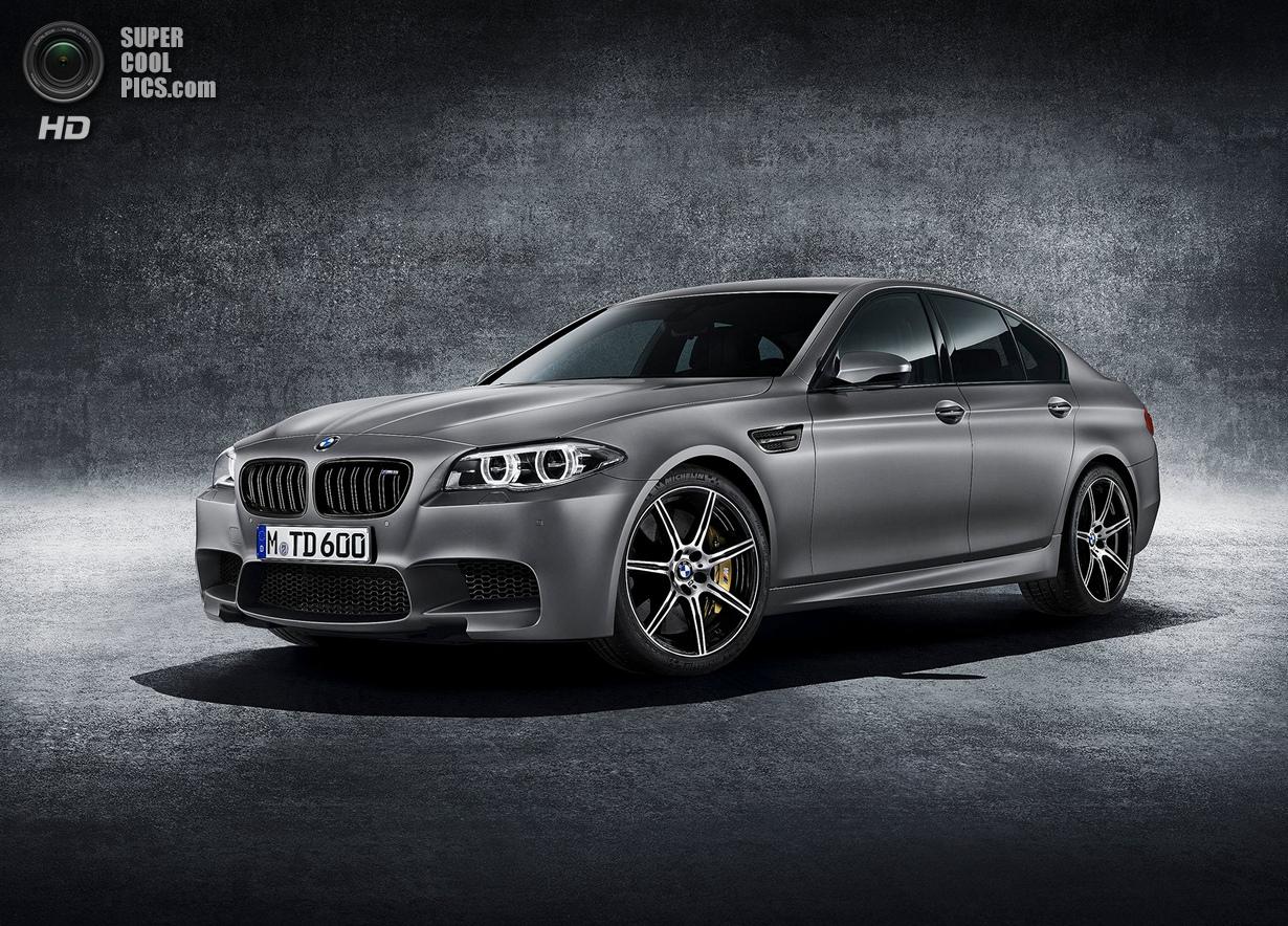 Самый мощный M5 в истории BMW (12 фото)