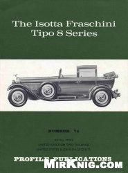 Книга The Isotta Fraschini tipo 8 series