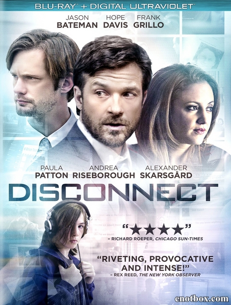 Связи нет / Disconnect (2012/HDRip)