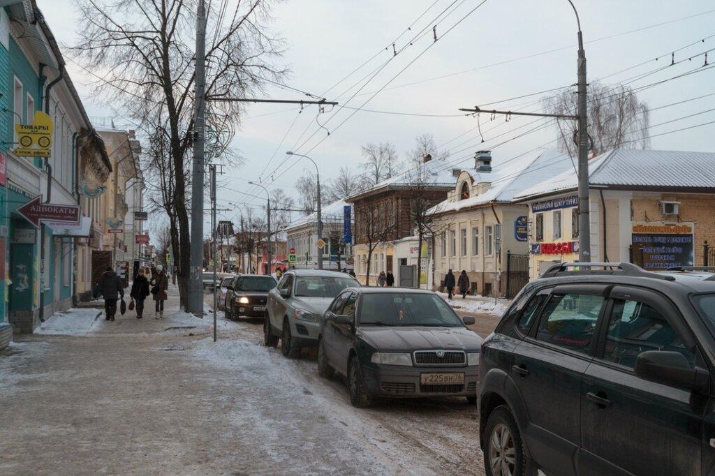 Крестовая улица, Рыбинск