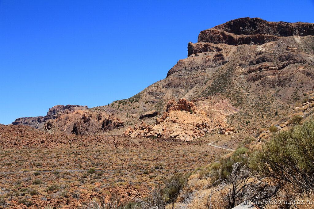 Тенерифе, Национальный парк Тейде