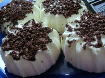 Творожный десерт «Снежная королева»