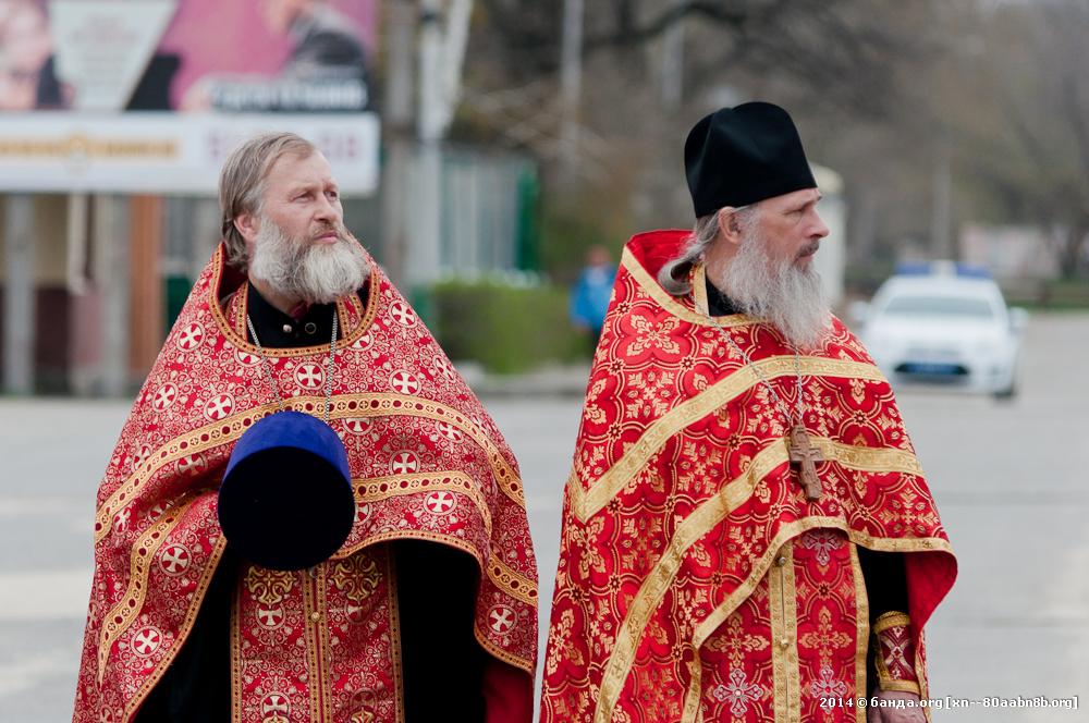 Крестный ход / 2014