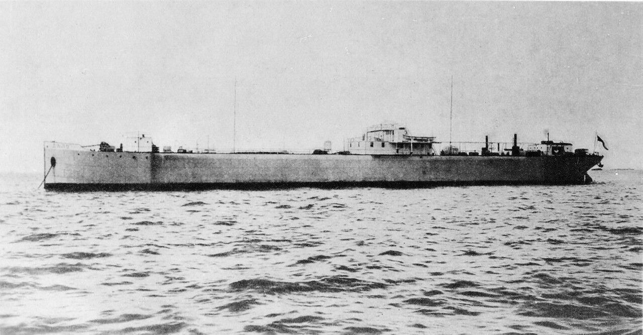 Первые в мире крупные танкеры и дизельные суда, сделанные в механической мастерской Munktells