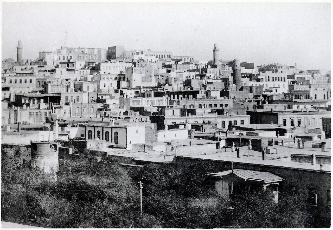 Старый город, Баку