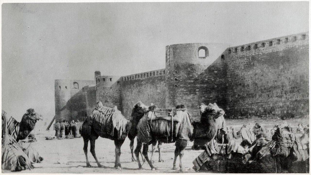 Стены вокруг старого города, Баку
