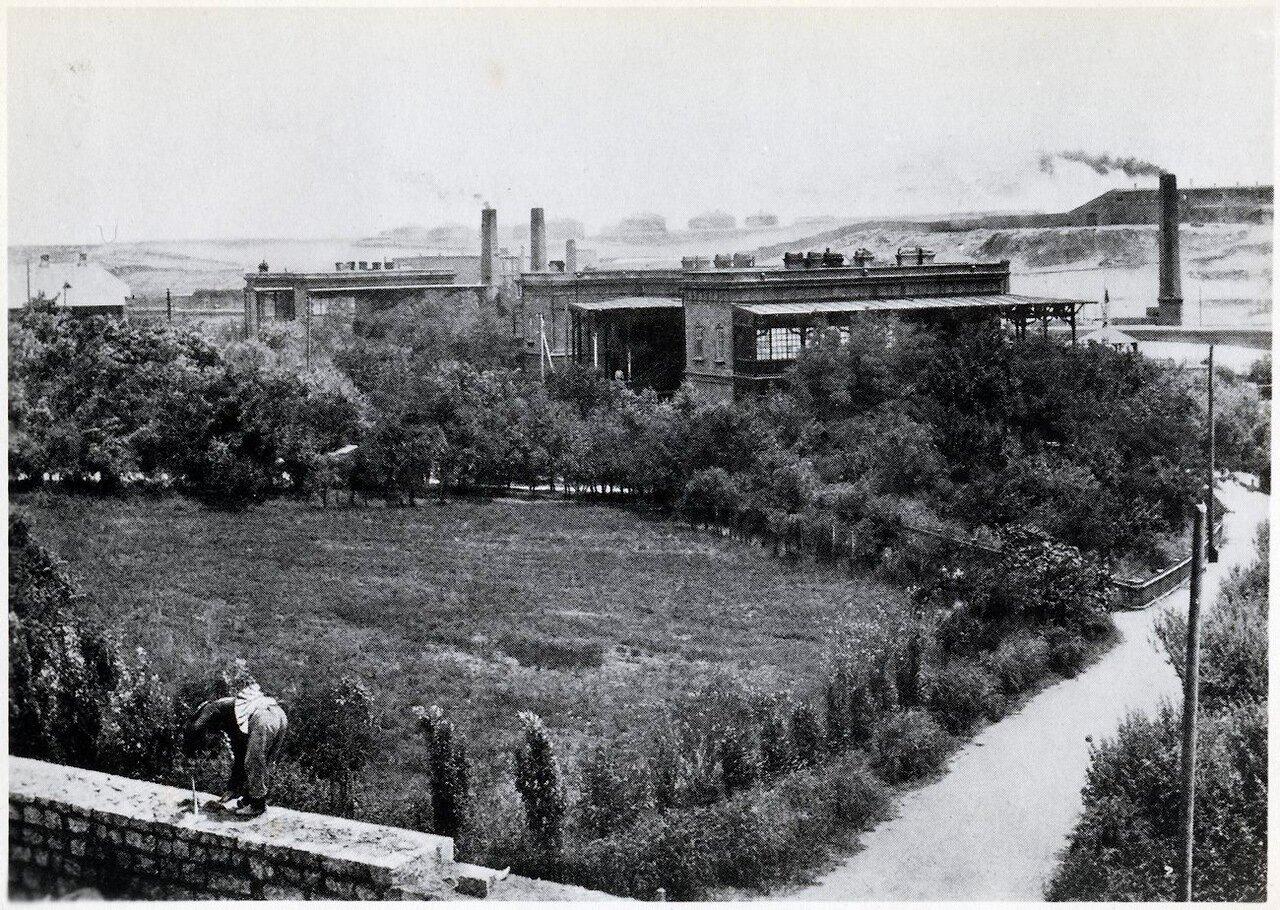 Завод Нобеля в Баку