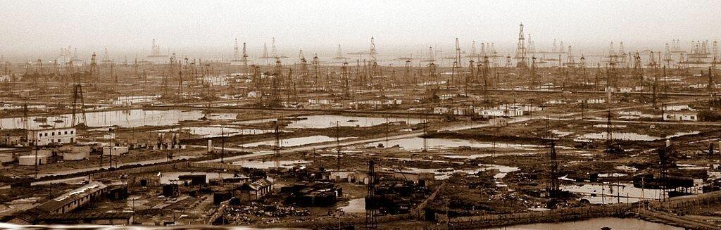 Нефтяные поля