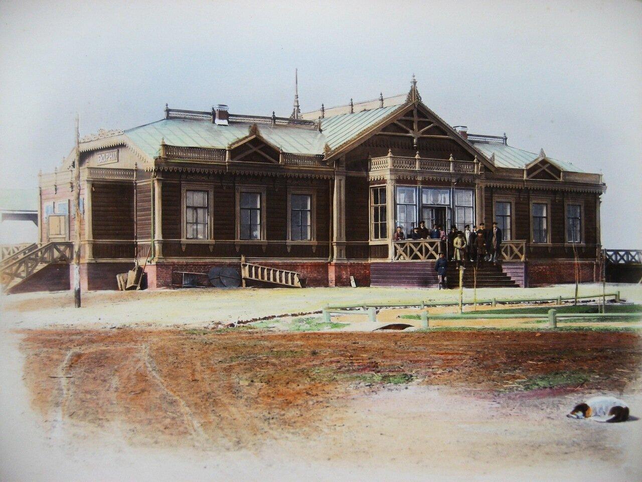 5. Станция Борки