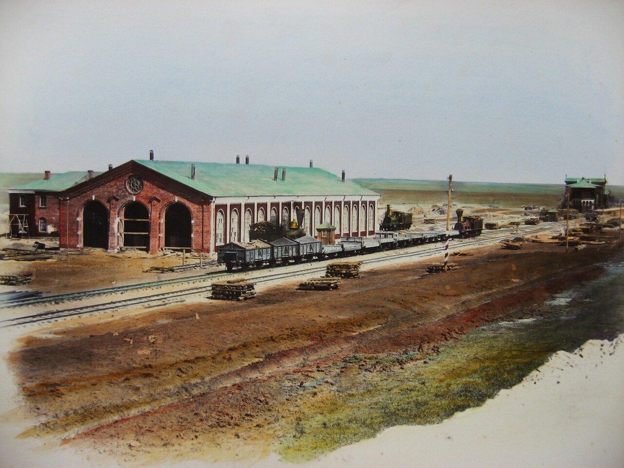 12. Станция Лозовая