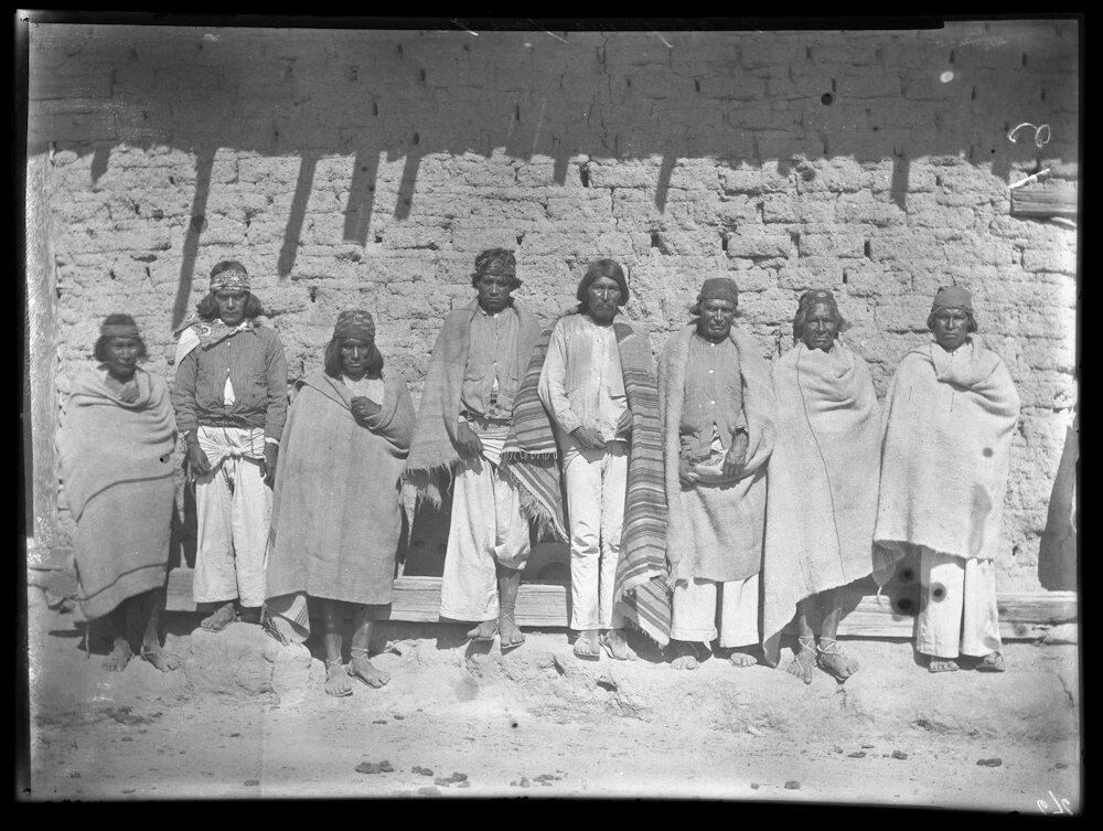 1893. Индейцы племени тепехуана, Дуранго