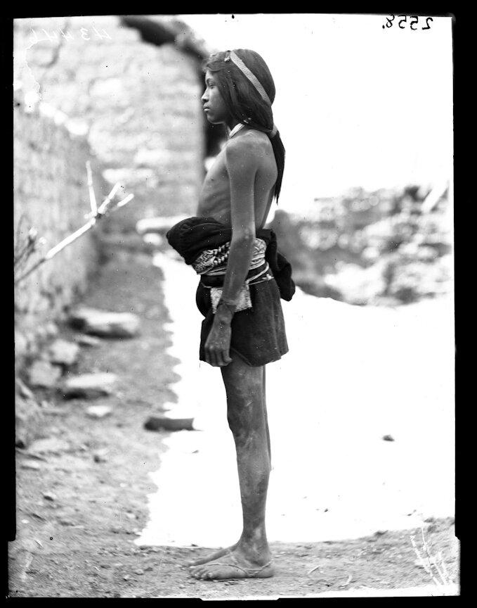 1898. Мальчик