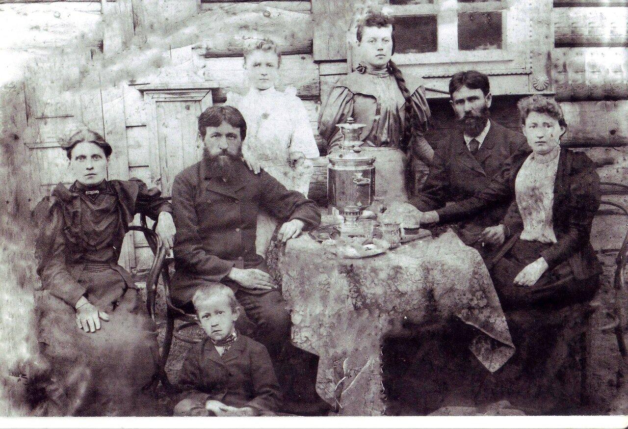 Новосильское купечество