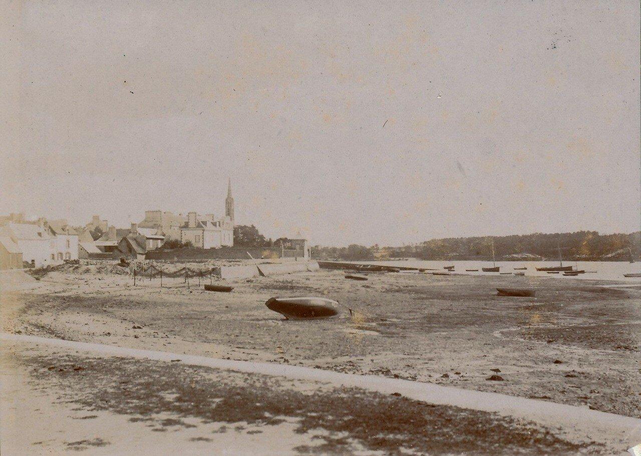 1900. Отлив