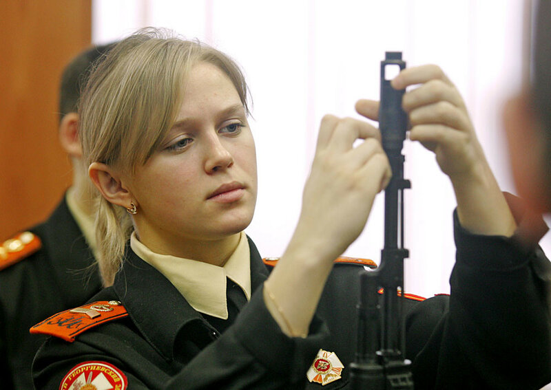 Кадетская школа-интернат №6 «Московский Георгиевский кадетский корпус»