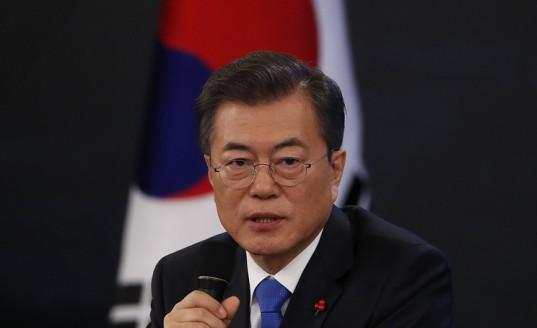 Президент Южной Кореи принял приглашение Владимира Путина посетить Россию