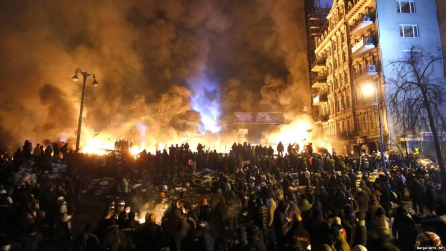 Последствия Майдана и последствия войны – это разные вещи – Гармаш