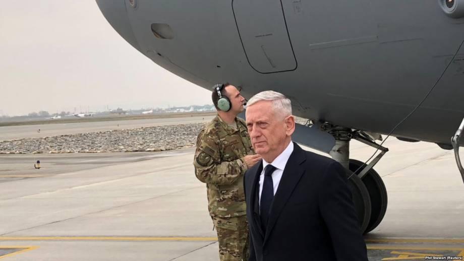 Министр обороны США: Россия использовала в Европе оружие массового поражения впервые после Второй мировой